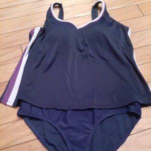 TANKTINI: 2pc bathing suit